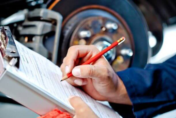 Vehicle Inspection & Service Dubai