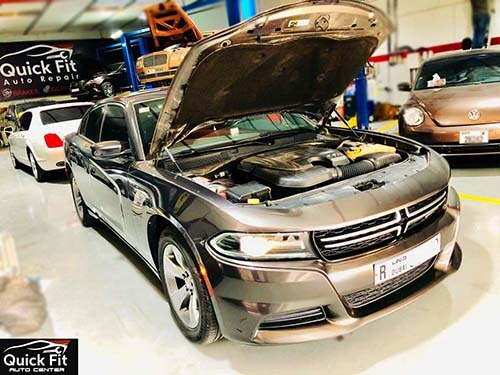 Dodge Repair & Service Dubai