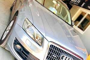 Audi Q5 Transmission Rebuilt