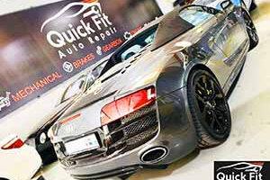 Audi R8 Repair and Service dubai
