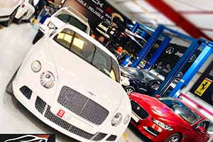 Bentley Continental Repair Dubai