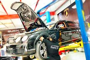 Bentley Repair Dubai