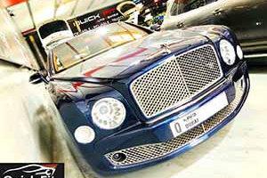 Bentley Service In Dubai