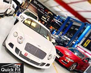Bentley Continental Repair Dubai