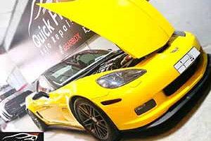 Corvette Z06 Repair Dubai