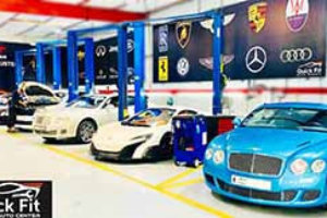 Exotic Cars Repair and service dubai
