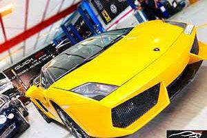 Lamborghini Aventador Repair Dubai