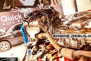Porsche Cayenne Engine Rebuilding