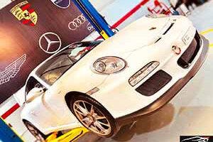 Porsche GT3 repair and service dubai