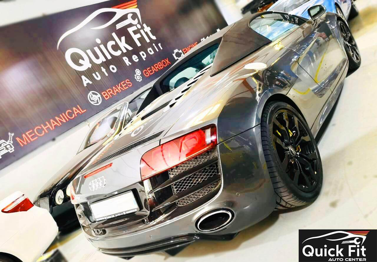 Best Place For Oil Change >> Audi Engine Oil Change Quickfitautos Com Free Pickup