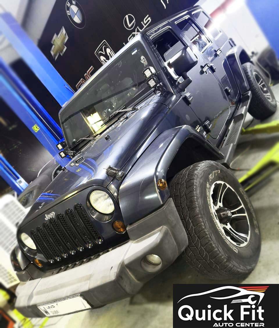 Jeep Repair Workshop