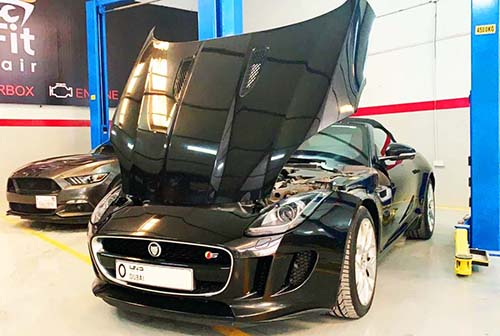 Independent Jaguar Workshop In Dubai (2)