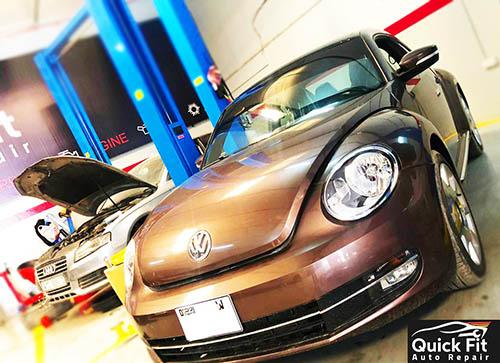 Independent Volkswagen Service Center in Dubai. German Cars Experts