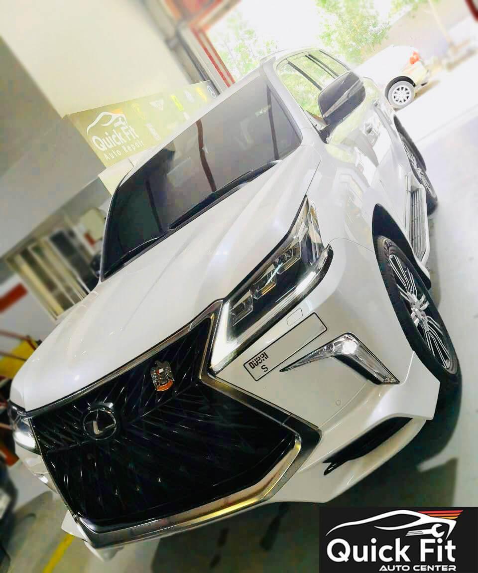 Audi Q7 Suspension Service   #1 Audi Workshop In Dubai   056 66 34 222