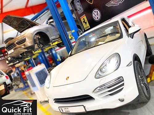 Porsche Cayenne Minor Service