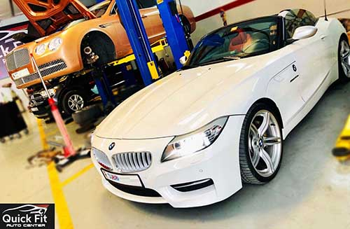 Service-BMW-Z4-&-Other-Exotic-Cars