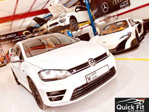 Volkswagen Golf R Water Leackage fixed