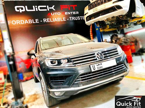 Volkswagen Touareg Brakes Service