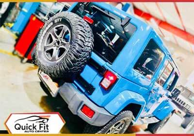Jeep Workshop