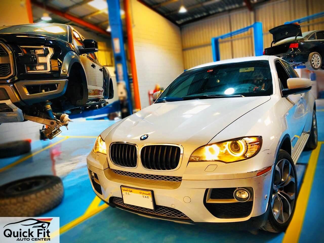 Car check engine light diagnostics and repair