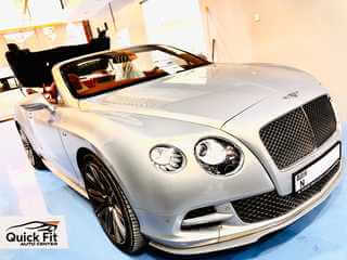 Bentley Body Shop