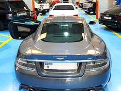 Servicing Aston Martin, Bentley And Other Exotic Cars At Quick Fit