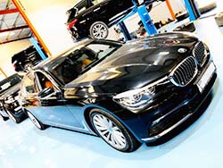 BMW 730LI Not Starting Issue Diagnosed And Fixed At Quick Fit