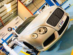 Brakes-Service For Bentley GT At Quick Fit Auto Center