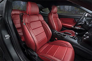 Car Leather Interior