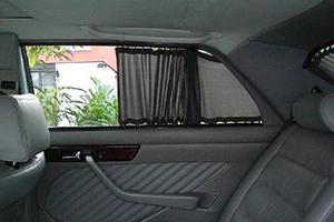 Car Window Curtain