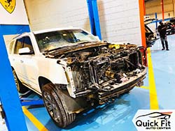 Complete GMC Engine Rebuilding At Quick Fit Auto Services In Dubai