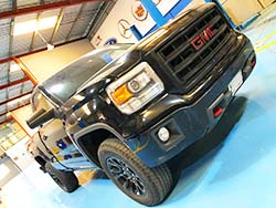 Air Bag And Seat Belts Repair For GMC Sierra 2014 At Quick Fit Dubai