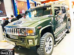 Gearbox Repair For Hummer H2 - Gearbox Specialists