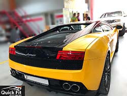 Gallardo For Electrical Repair And Major Service At Quick Fit