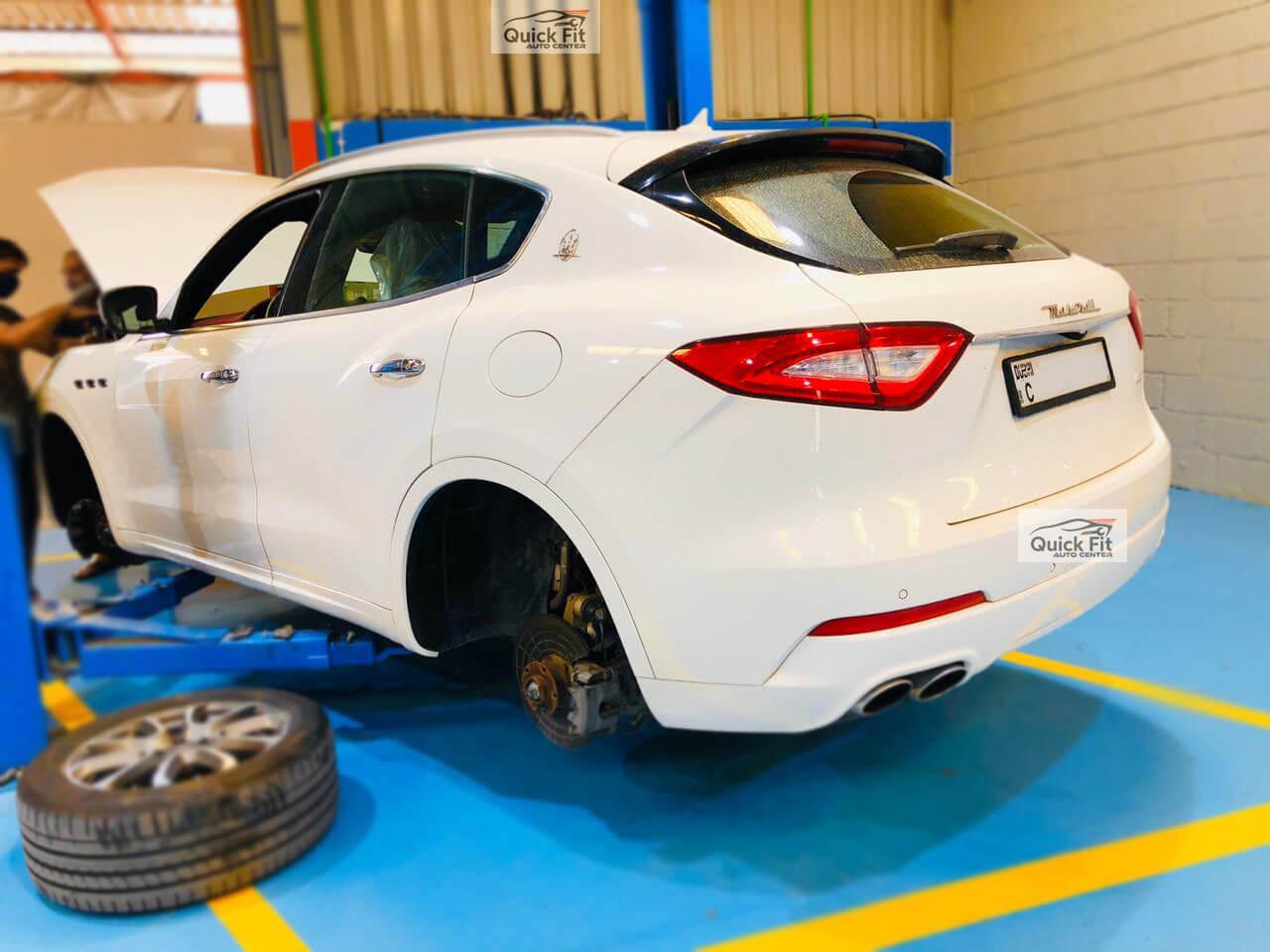 Maserati Levante Service