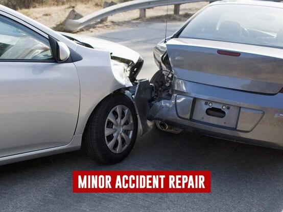 Minor Accident