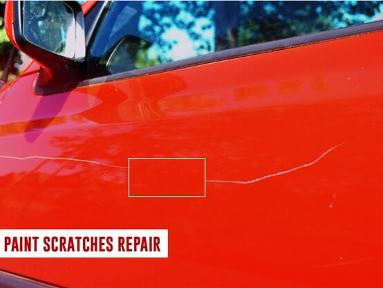 Paint Scratch Repair