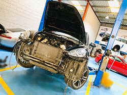 Engine Rebuild Done For Porsche Cayenne At Quick Fit