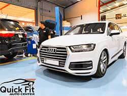 Audi Q7 Repair Dubai