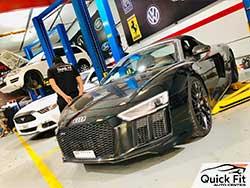 Audi R8 Repair Dubai