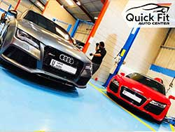Audi RS7 Repair Dubai