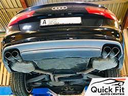 Audi S6 Repair Dubai