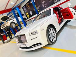 Rolls Royce Ghost Body Repair And Detailing At Quick Fit