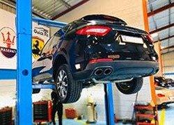 Maserati Levante At Quick Fit For Steering Repair