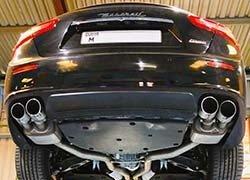 Servicing Maserati Ghibli