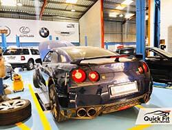 Nissan GTR Major Service