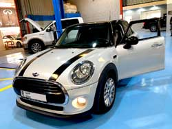Mini Cooper Repair Dubai