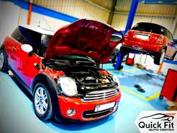 Best Mini Cooper Repair Dubai