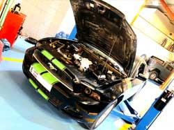 Mustang Repair Dubai