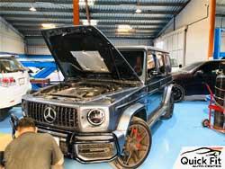 Mercedes Repair in Dubai